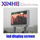 Fördernder im Freienbekanntmachen P4.81mm LED-Bildschirm setzt für Preis Harse fest