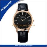 Neues Produkt-Herr-Mode-analoge Männer MehrfarbenCollocative Armbanduhr