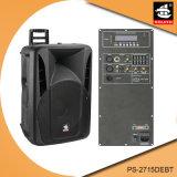 15 Zoll350w Digital Ampere Bluetooth EQ PlastikActive PA-Lautsprecher PS-2715debt