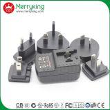 Au/EU/UK/Us Stecker-Universalstecker 5V 2A USB-Arbeitsweg-Aufladeeinheit 3 Jahre Garantie-
