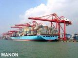 De betrouwbare Overzeese Dienst van de Vracht van Guangzhou aan Duinkerke