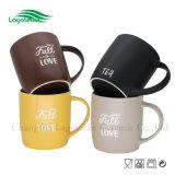 Ultimo disegno quattro per le tazze di ceramica promozionali