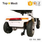 vespas invalidadas 24V/800W de la movilidad de la rueda de la vespa 4 de E eléctricas con la silla para los minusválidos