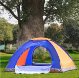 La tente en gros de plage de bon marché 2 personnes, façonnent la tente extérieure