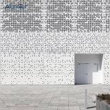 Umhüllung-Wand-dekorativer Aluminiumpanel-Entwurf für Büro