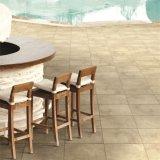 Les carreaux de céramique Tuiles de plancher en porcelaine émaillée de matériaux de construction (CLT602)