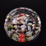 La personalidad de la flor de cristal de piedra de Cenicero Cenicero de cristal de piedra creativos