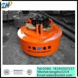 Мвт03-140L/2 круглой формы для электромагнита подъема Hadling стальной пластиной толщиной