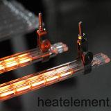 対の管ハロゲンハイデルベルクのオフセット印刷機械のための赤外線暖房の管ランプ