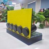 Duurzame Silkscreen drukte de Acryl Pop Tegen Hoogste Tribunes van de Vertoning, de Professionele AcrylFabrikant van de vertoning af