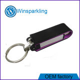 Cuero USB3.0 disco flash de memoria USB Flash Drive