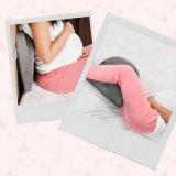 El embarazo almohada cuña almohada de espuma de memoria o la cuña almohada cama
