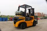 2.5トンCpqyd25 LPG/Gasエンジンによって動力を与えられるパレットフォークリフト