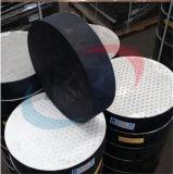 Les plaquettes de roulement en néoprène de pont en élastomère vendus au Kenya