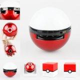 Nieuwe In het groot Draagbare Pokeball gaat de Spreker van Pokemon Bluetooth met Kleurrijke leiden