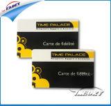 CR80 Cartão PVC impresso CMYK
