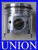 Pistão 129906-22080 das peças de motor de Yanmar 4tnv94 das peças de motor de Excavcator