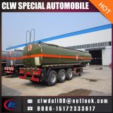Погрузчик Полуприцепе 3 танкера моста Полуприцепе Китай грузового прицепа с высоким качеством