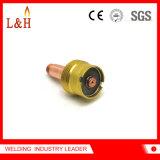 Objektiv-Futter-Karosserie des Gas-45V0204 für TIG-Fackel