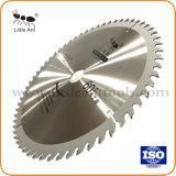 """10"""" 60t Outils matériels circulaire Disque de coupe en carbure de TCT la lame de scie à bois et aluminium"""