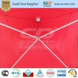 toont de Rode OpenluchtHandel van 6X6m de Tent van de Pagode van de Gebeurtenis voor Verkoop
