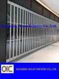 Porta de cristal do obturador de Transparement do policarbonato da porta do rolamento