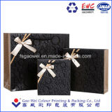 Sacco di carta del regalo commerciale UV di lusso di stampa, sacchetto impaccante di carta del regalo creativo