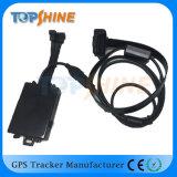 Sensor de temperatura RFID rastreador de GPS con OBDII CAN Bus