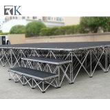 Aluminium-justierbares Ereignis-Stadium für äußeres Leistungs-Konzert