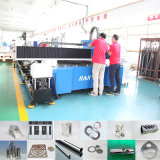2000W 3000W Professional Cortador a Laser de fibra para corte de chapas metálicas e tubos de metal