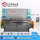 Placa de la hoja de metal CNC pisar el freno de la máquina de flexión