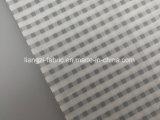 Assegno Shirting Fabric-Lz8676 del cotone tinto filato