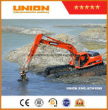 Excavatrice de dragage amphibie de Doosan des meilleurs prix draguant Epuipment