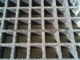 Grata di FRP/GRP, grata della vetroresina, strato della fibra di vetro, grate modellate