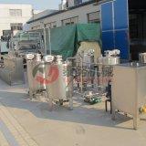 Produção de gelatina depositando as máquinas de fabrico de doces de linha para enchidos doces