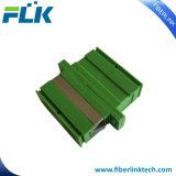 シングルモードSc/APC/UpcまたはMultimode/Om3/Om4のシンプレックスかデュプレックス繊維光学のアダプター