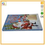 Impresión colorida profesional del libro de la historia de los niños