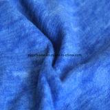 Ватка влияния печатание катиона микро-, ткань куртки (синь amparo)