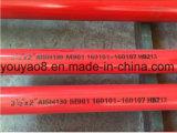 Pipe en acier d'AISI 4130