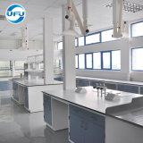Heißer verkaufenwissenschafts-Laborvoller StahlWorktable mit Reagens-Regal