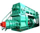 中国の工場からの発射された焼結させた焼かれた赤い粘土の煉瓦機械