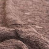 Ватка влияния печатание катиона микро-, ткань куртки (коричневый цвет)