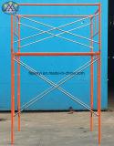 Andamio chino del marco para la construcción