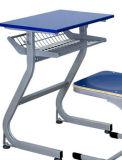 나무로 되는 학생 가구 단 하나 책상 및 의자 또는 학교 가구 (FS-3214)