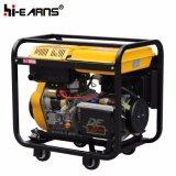 Luftgekühlter geöffneter Rahmen-Typ Dieselgenerator (DG7000E3)
