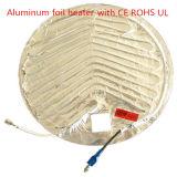 L'élément de la chaleur électrique avec le réfrigérateur de chaufferette de papier d'aluminium dégivrent