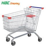 Chariot de supermarché en métal Shopping Cart