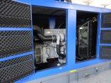 パーキンズエンジン(2206C-E13TAG3)を搭載する防音400kVAディーゼルGenset