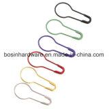 Spilla di sicurezza colorata del metallo di figura della pera