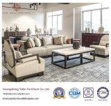 Meubles modernes faits sur commande d'hôtel pour des meubles de sofa d'entrée réglés (HL-X-1)